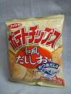 ポテトチップス(和風だししお味)