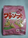 プチソフト(いちご);Kabaya 購入価格78円