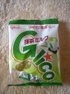Glico(抹茶ミルク)
