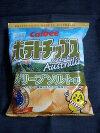 ポテトチップス(オリーブソルト味)