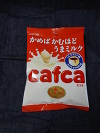cafca(ミルクプリン味)