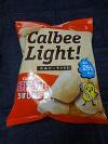 Calbee Light(うすしお味)